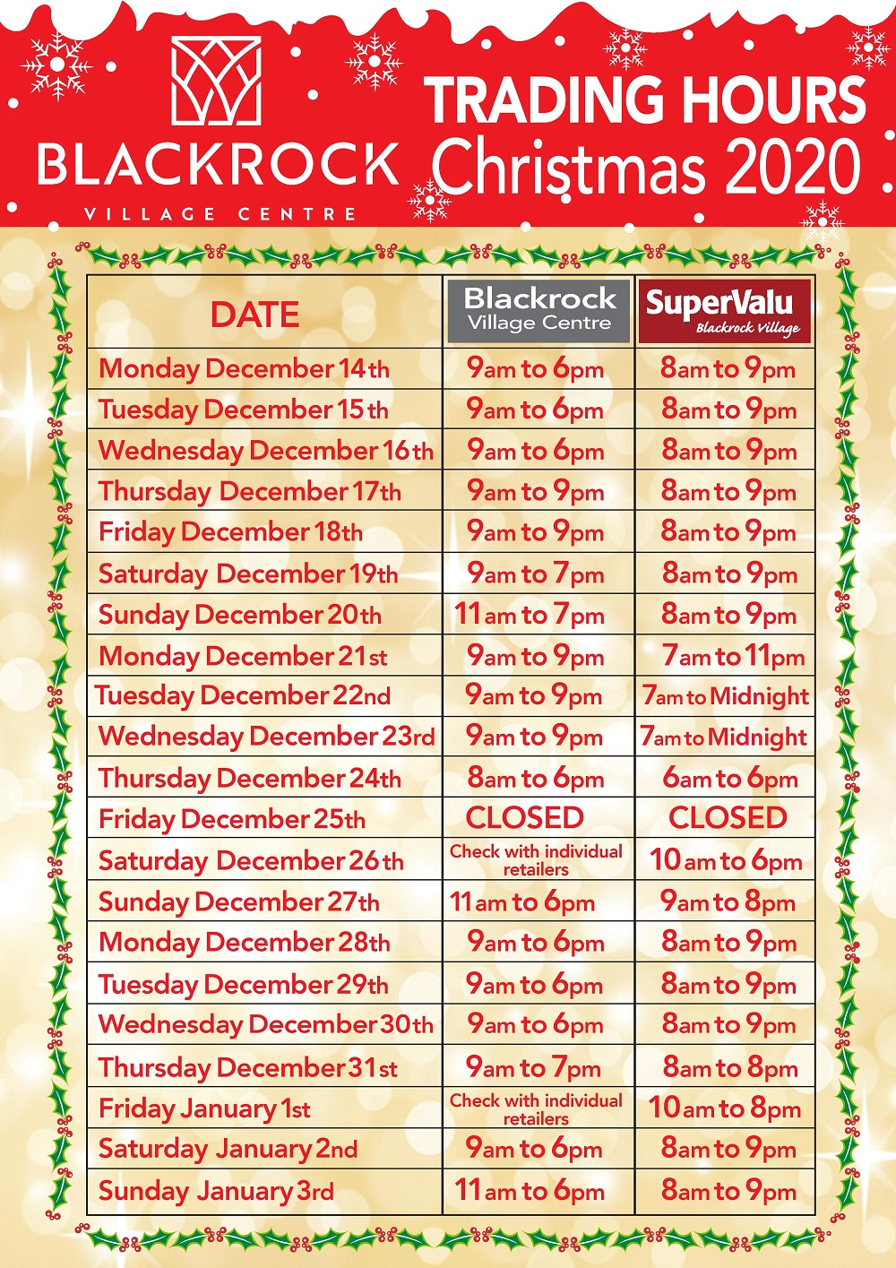 BSC Christmas Times A1 Size page 001