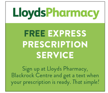 Lloyds free express prescription